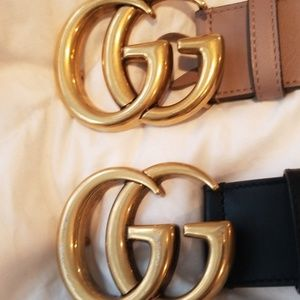 Belts sold separately or both for for 500.00